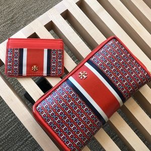 Tory Burch Wallet and Card Holder
